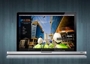 Sito Ste System srl realizzato da RG web&grafica