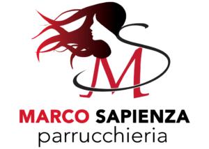 Ideazione e realizzazione del logo per Marco Sapienza Parrucchieria