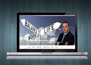 Realizzazione sito web per il coach professionista Francesco Firpo